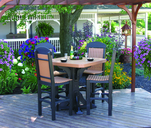 poly dining set in virginia