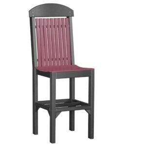 chair cherrywood black