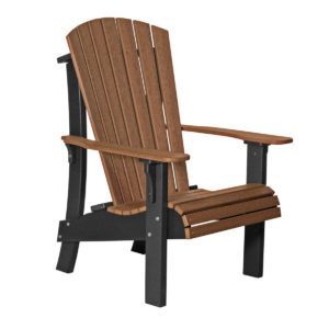 royal adirondack chair antique mahogany black1