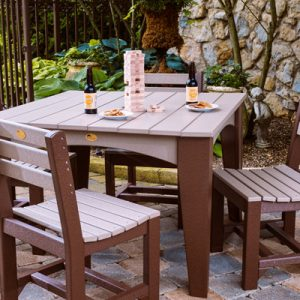 island square table set 01